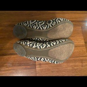 Lucky Brand Shoes - lucky brand flats sz 7